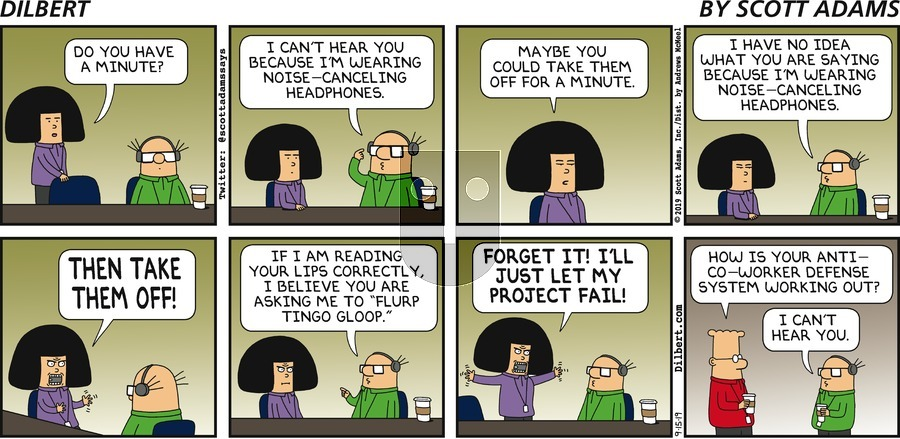 Purchase Comic Strip for 2019-09-15