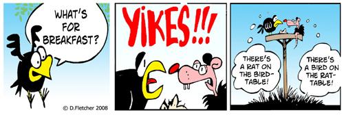 Crumb Comic Strip for September 29, 2008