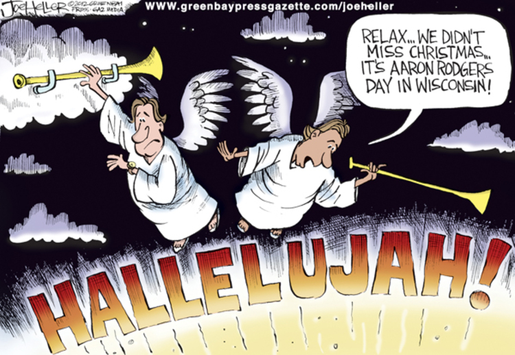 Joe Heller for Dec 10, 2012 Comic Strip