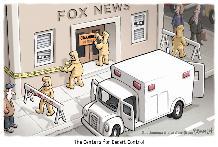 Clay Bennett for Oct 28, 2014 Comic Strip