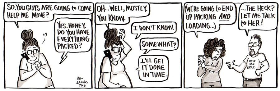 Amanda the Great for Jan 29, 2017 Comic Strip