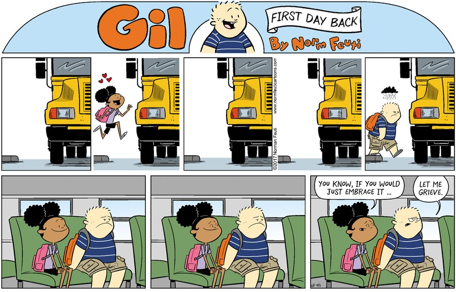 Gil by Norm Feuti on Sun, 29 Aug 2021