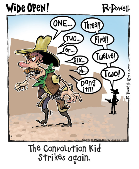 Wide Open Comic Strip for July 07, 2016
