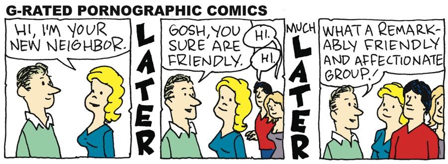 Super-Fun-Pak Comix Comic Strip for June 13, 2021