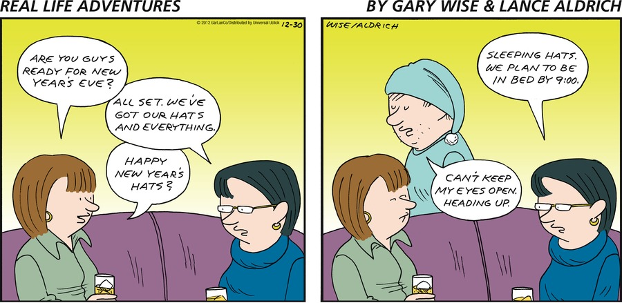 Real Life Adventures for Dec 30, 2012 Comic Strip