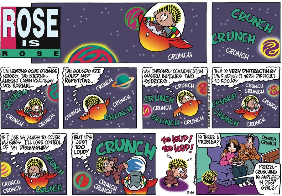 Rose is Rose for Mar 24, 2013 Comic Strip