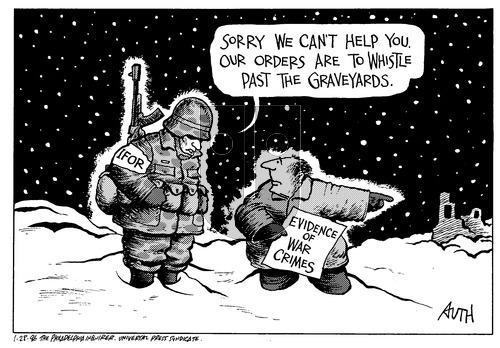 Tony Auth on Sunday January 28, 1996 Comic Strip