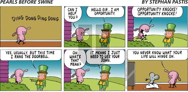 Pearls Before Swine on Sunday June 16, 2019 Comic Strip