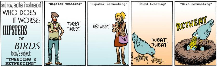 Beardo Comic Strip for December 15, 2012