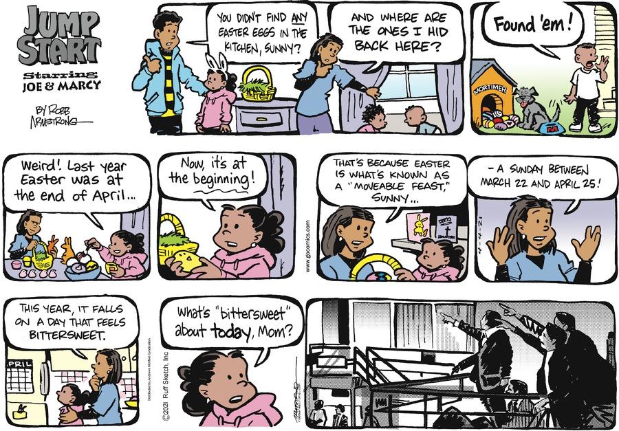 JumpStart Comic Strip for April 04, 2021
