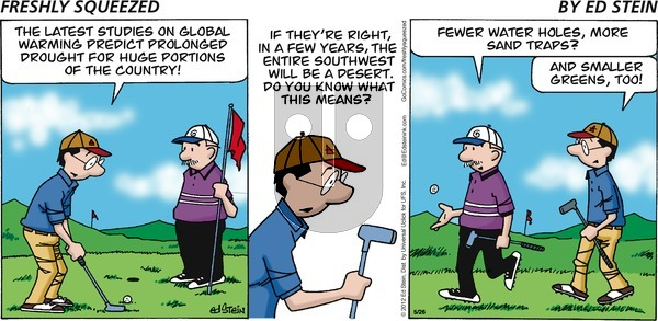 Freshly Squeezed - Sunday June 7, 2020 Comic Strip