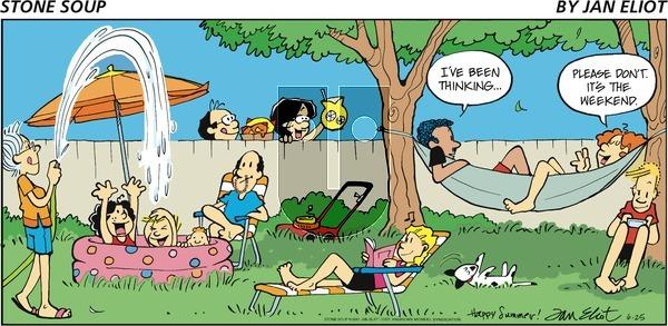 Stone Soup on Sunday June 25, 2017 Comic Strip