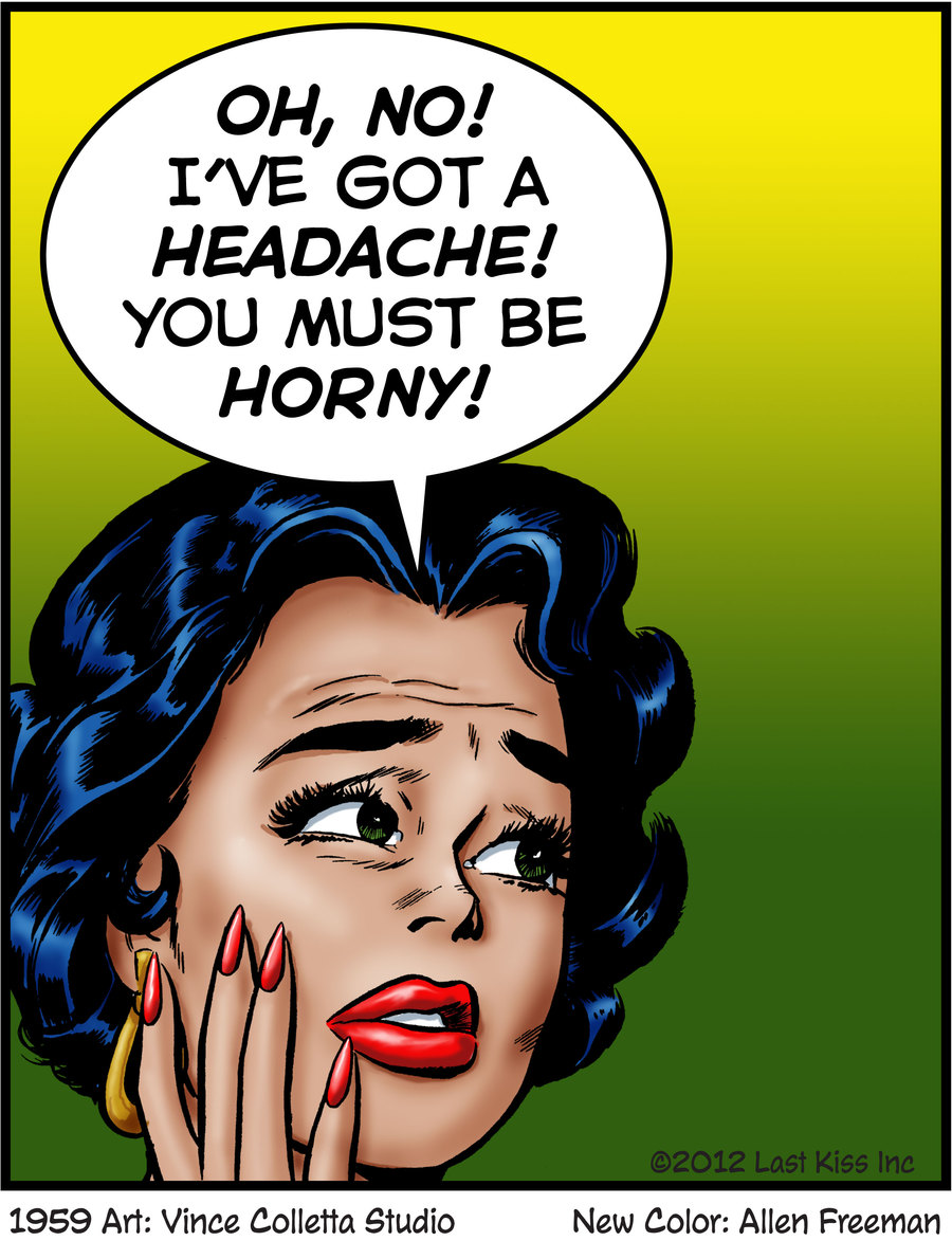 Last Kiss Comic Strip for March 24, 2021
