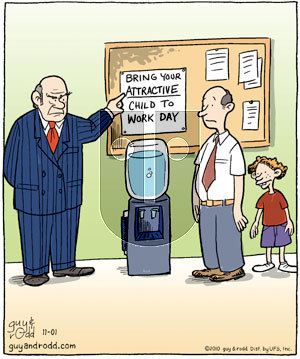 Brevity on Monday November 1, 2010 Comic Strip