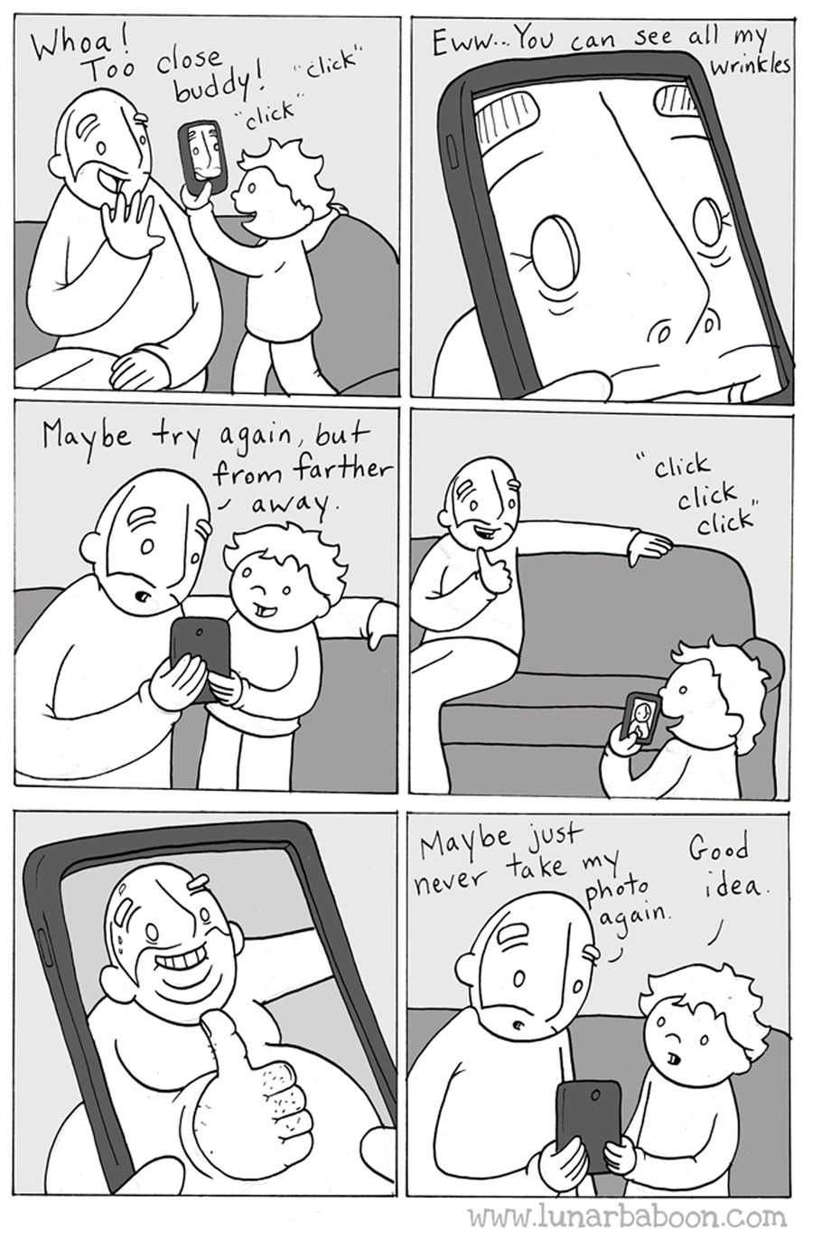Lunarbaboon by Christopher Grady for January 20, 2019