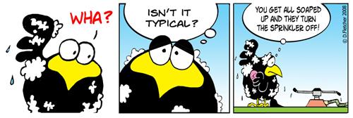 Crumb Comic Strip for September 27, 2008