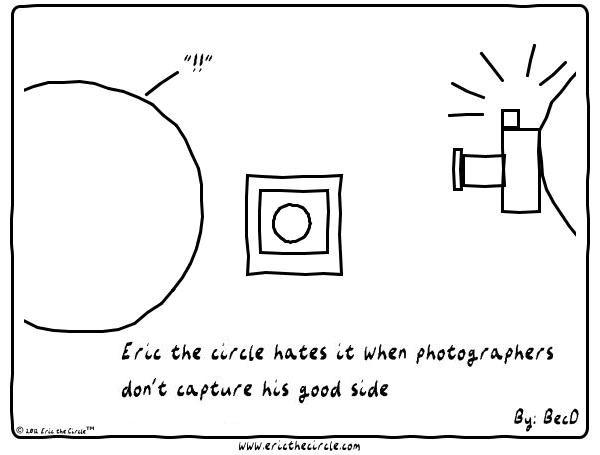 Eric the Circle for Feb 2, 2013 Comic Strip