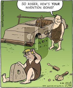 Brevity on Saturday April 30, 2011 Comic Strip
