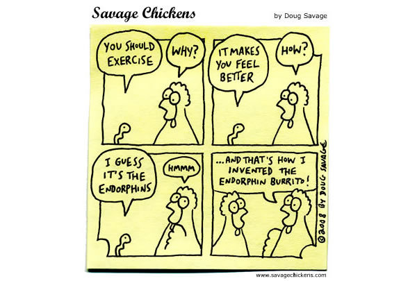 Savage Chickens Comic Strip for August 12, 2013
