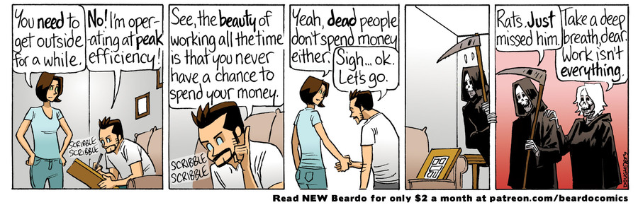 Beardo by Dan Dougherty on Wed, 22 Sep 2021