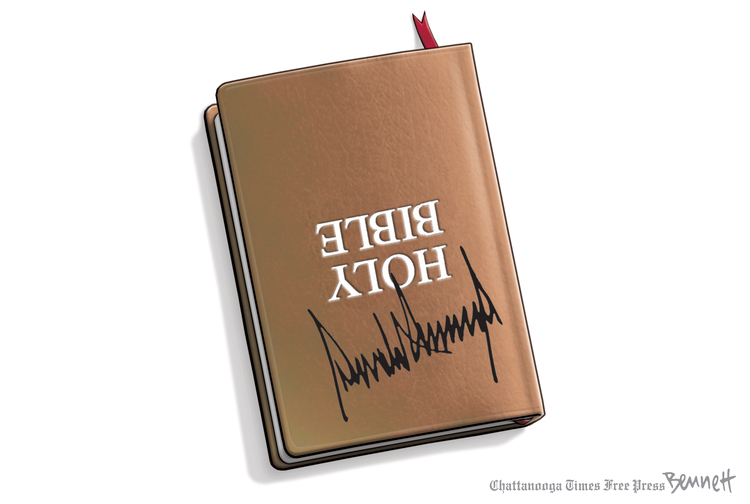 Clay Bennett by Clay Bennett for March 12, 2019