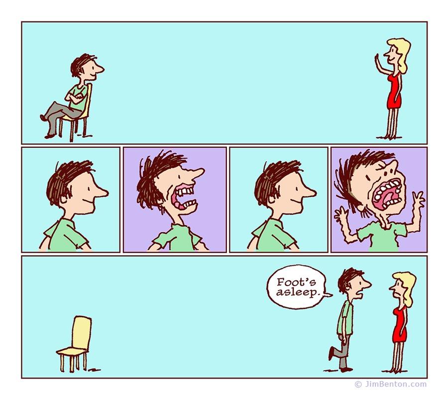 Jim Benton Cartoons for Dec 13, 2015 Comic Strip