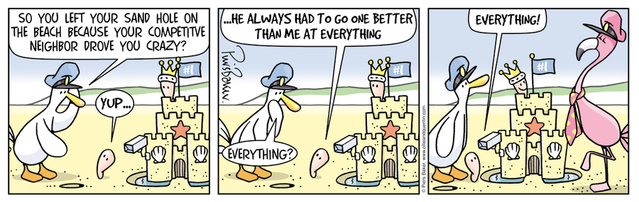 Ollie and Quentin for May 16, 2013 Comic Strip