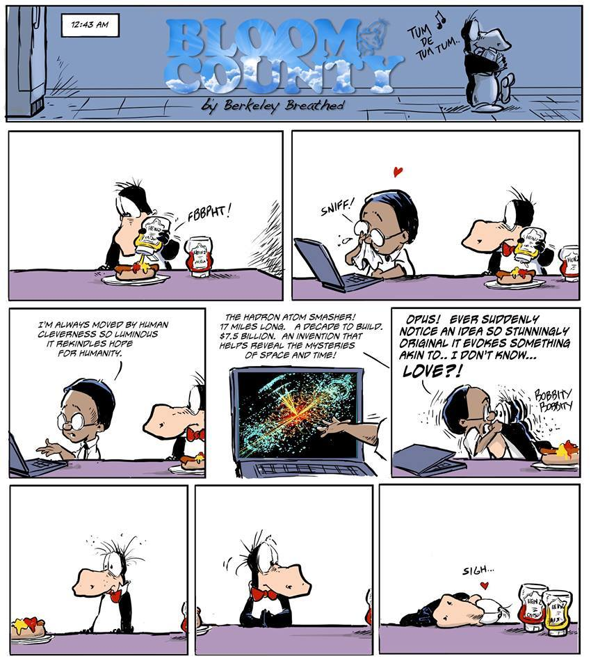 Bloom County 2019 Comic Strip for April 10, 2018