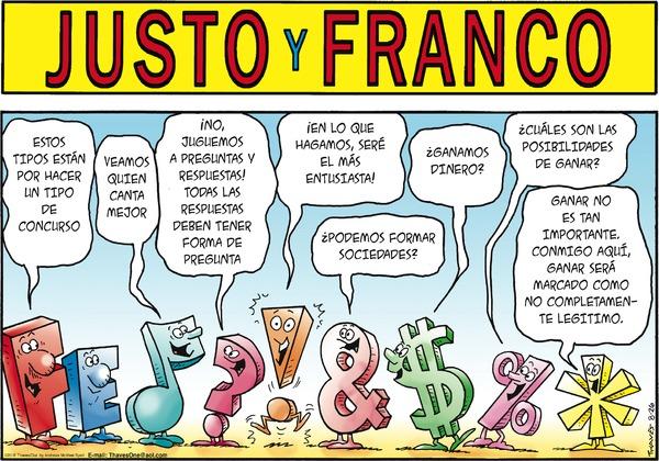 Justo y Franco
