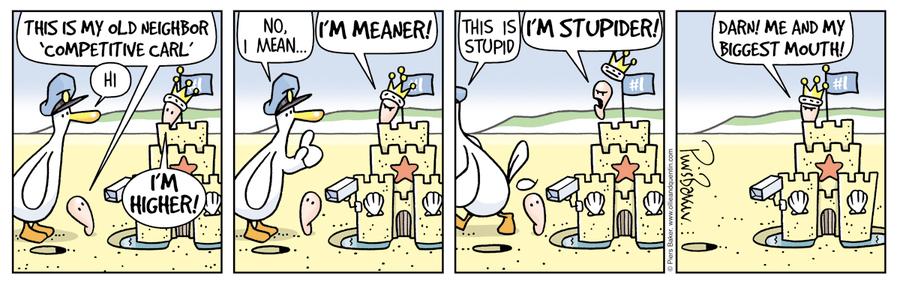 Ollie and Quentin for May 17, 2013 Comic Strip