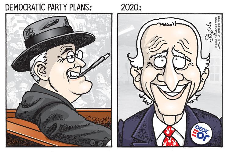 Tom Stiglich Comic Strip for May 23, 2020