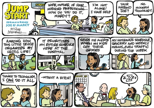 JumpStart - Sunday June 27, 2010 Comic Strip