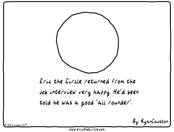 Eric the Circle by ..... for May 02, 2019
