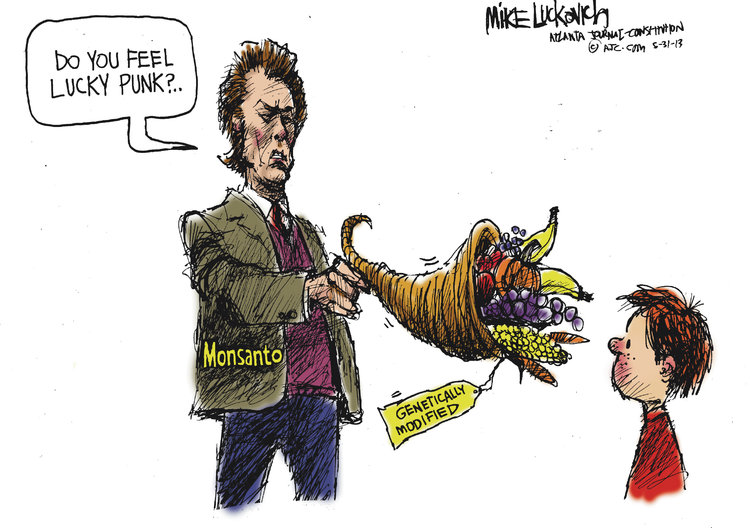 Mike Luckovich Comic Strip for May 31, 2013