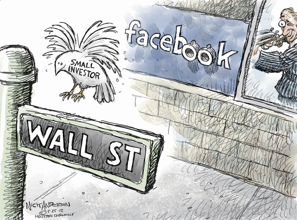 Nick Anderson for May 25, 2012 Comic Strip