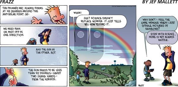 Frazz - Sunday July 28, 2013 Comic Strip