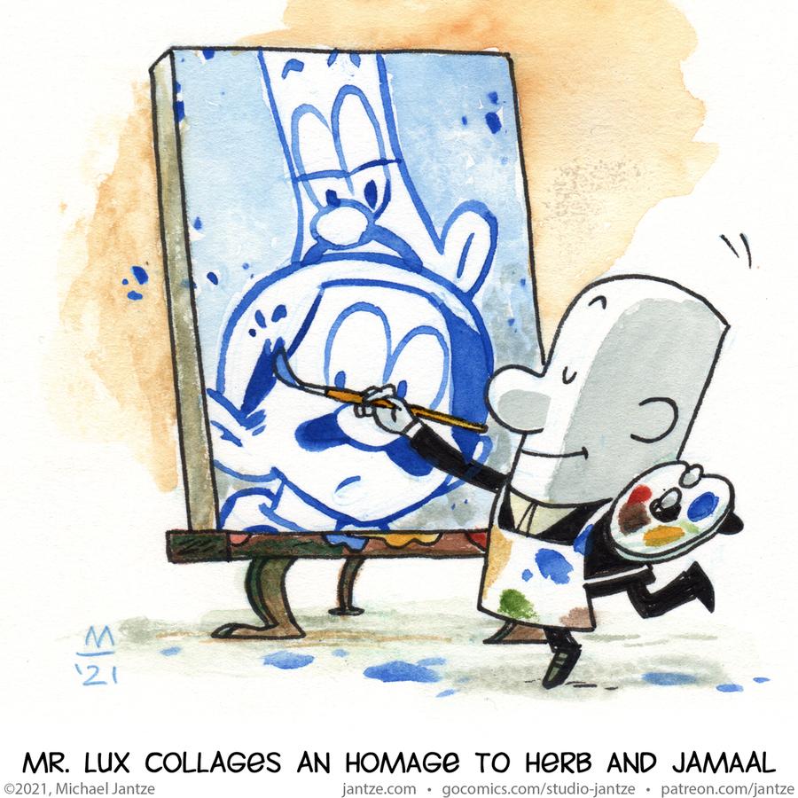 Studio Jantze Comic Strip for January 31, 2021
