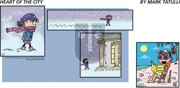 Heart of the City on Sunday January 27, 2019 Comic Strip