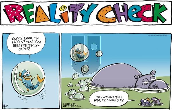 Reality Check on Sunday September 12, 2021 Comic Strip
