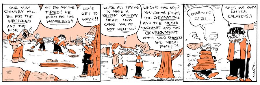 Hutch Owen for Feb 27, 2013 Comic Strip