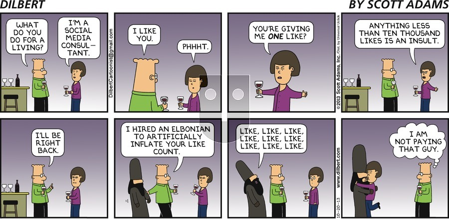 Purchase Comic Strip for 2013-10-20