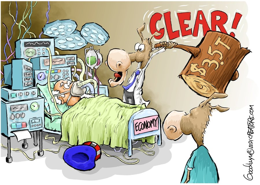 Al Goodwyn Editorial Cartoons Comic Strip for October 14, 2021
