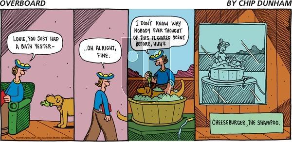 Overboard - Sunday February 10, 2019 Comic Strip