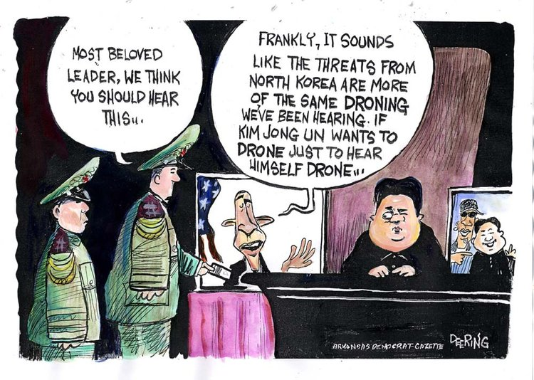 John Deering for Apr 1, 2013 Comic Strip