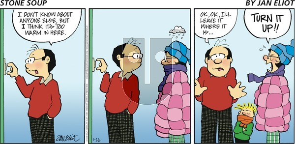 Stone Soup on Sunday January 26, 2020 Comic Strip