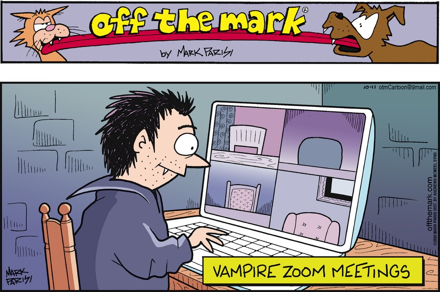 Off the Mark Comic Strip for October 11, 2020