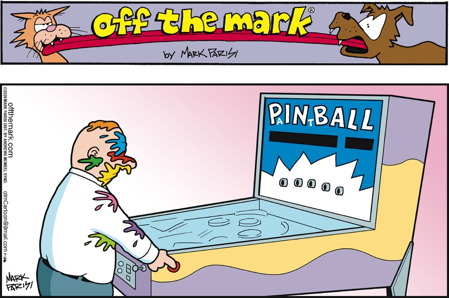Off the Mark Comic Strip for January 26, 2020