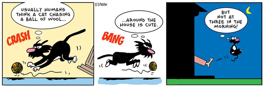 Crumb Comic Strip for December 06, 2018