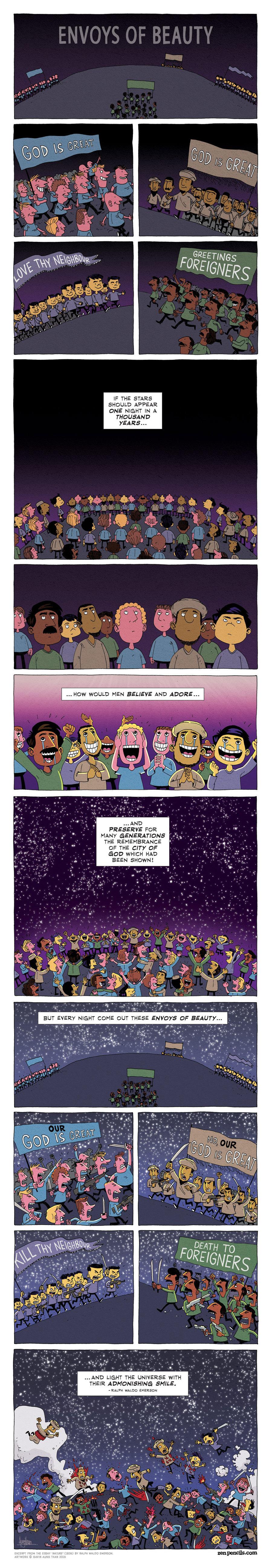 Zen Pencils Comic Strip for February 18, 2019