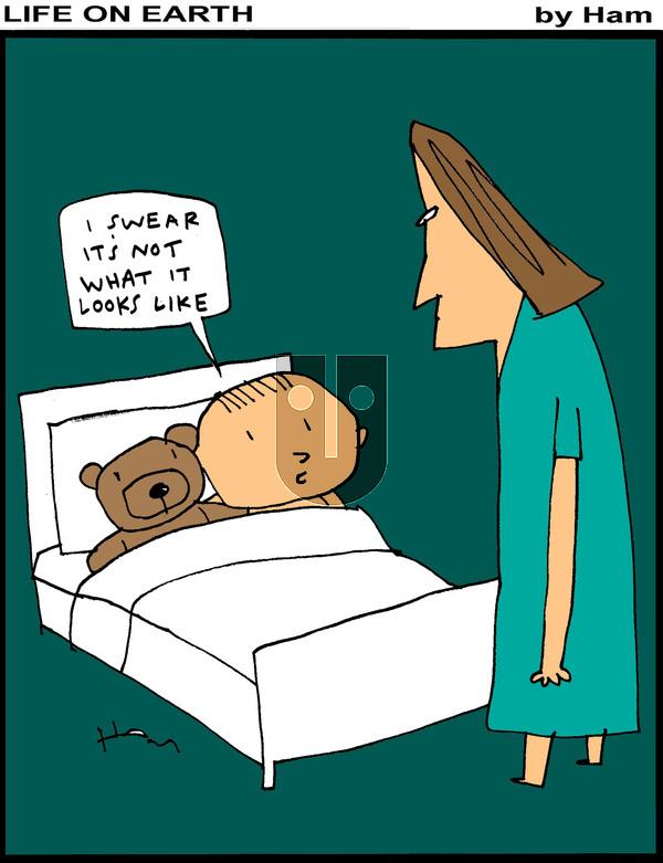 Life on Earth on Tuesday May 12, 2020 Comic Strip